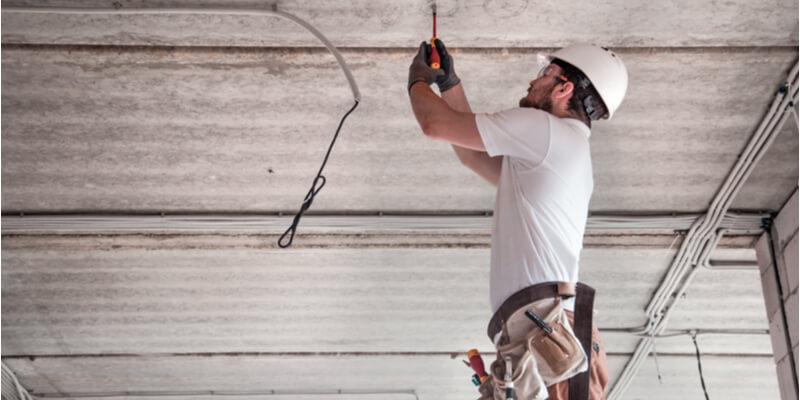 garage door cable installation - Mr. Garage Door Repairman