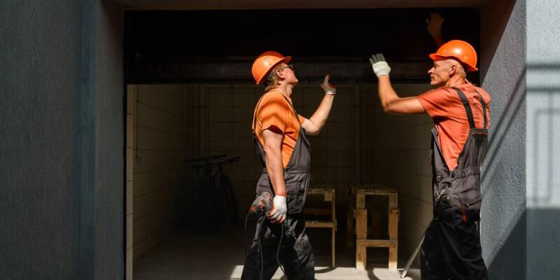 garage door installation service - Mr. Garage Door Repairman