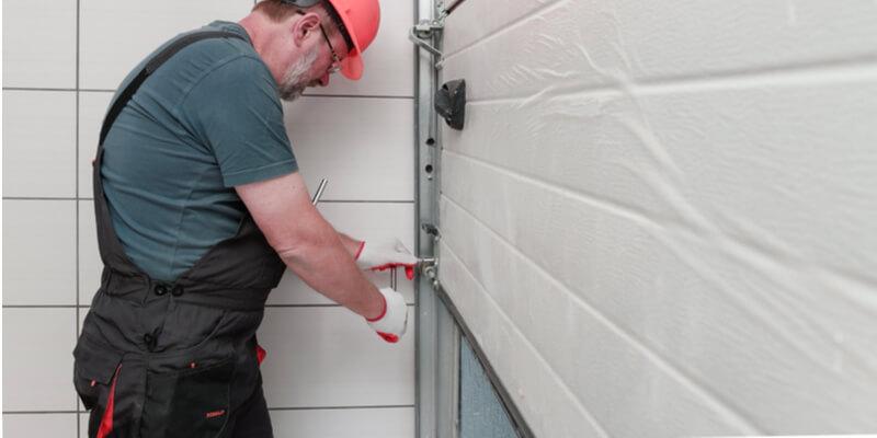 garage door lock installation - Mr. Garage Door Repairman