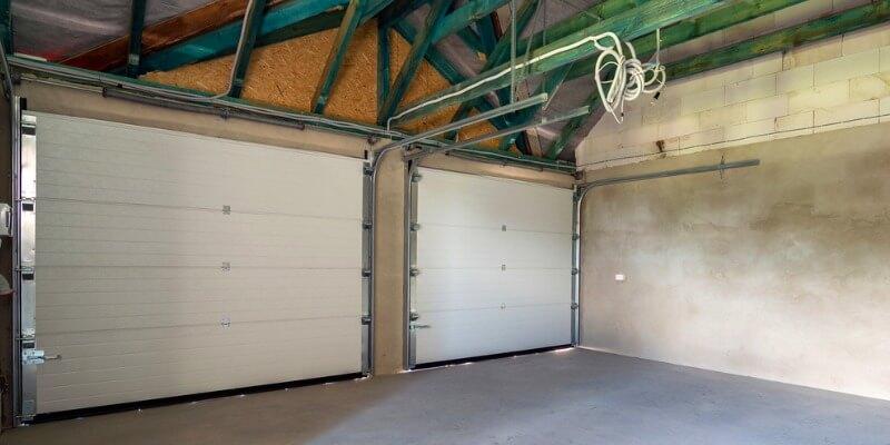high lift garage door installation - Mr. Garage Door Repairman