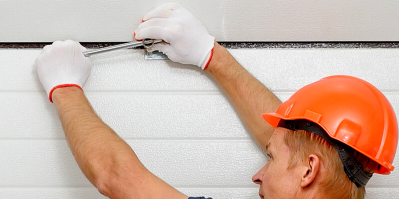 garage door seal repair - Mr. Garage Door Repairman