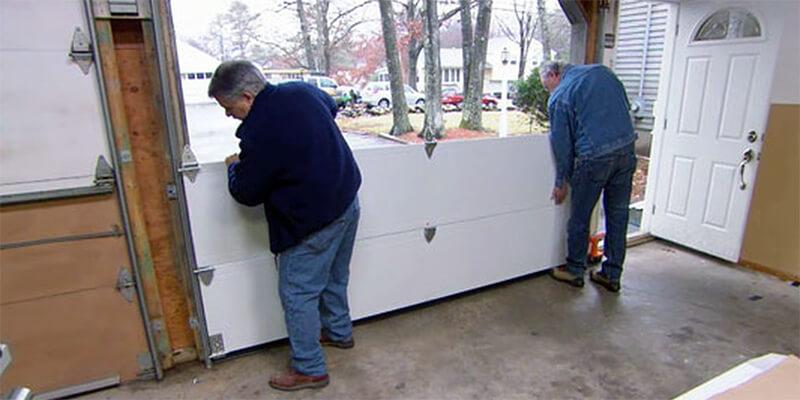 Garage Door And Installation - Mr. Garage Door Repairman