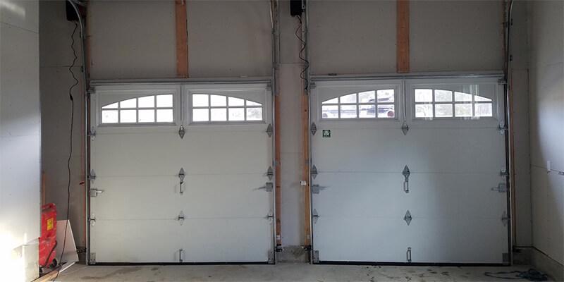 Garage Door Rail Installation - Mr. Garage Door Repairman